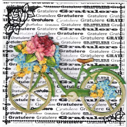 Grønn Sykkel
