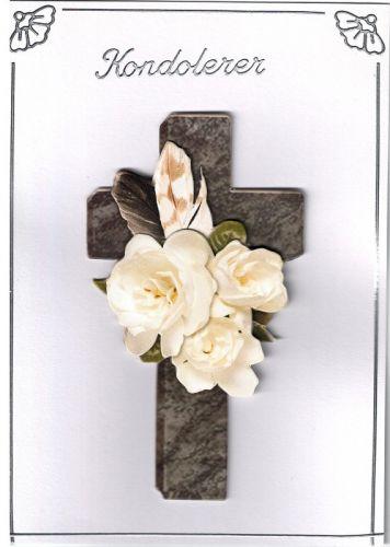 Kors og Blomst